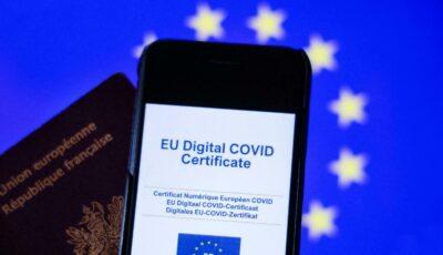 Forma certificatului Covid-19 emis de Republica Moldova va fi modificată pentru a fi compatibilă cu certificatul european