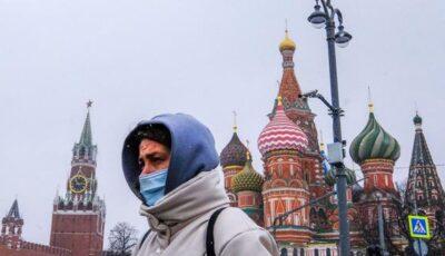 960 de oameni au murit din cauza Covid în Rusia, în ultimele 24 de ore