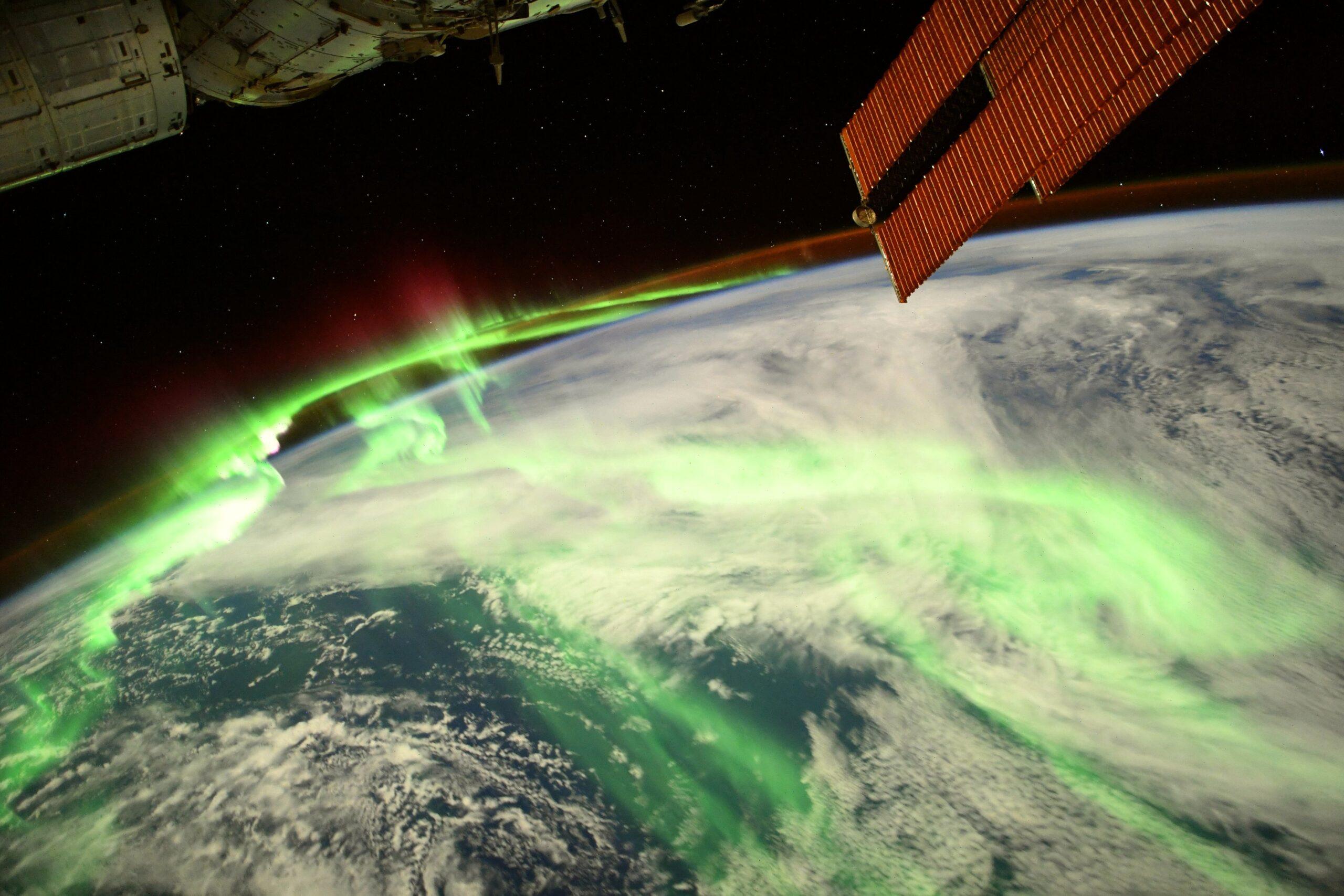 Foto: Fotografii umitoare făcute în spațiu! Fenomenul descoperit nu poate fi văzut de pe Pământ