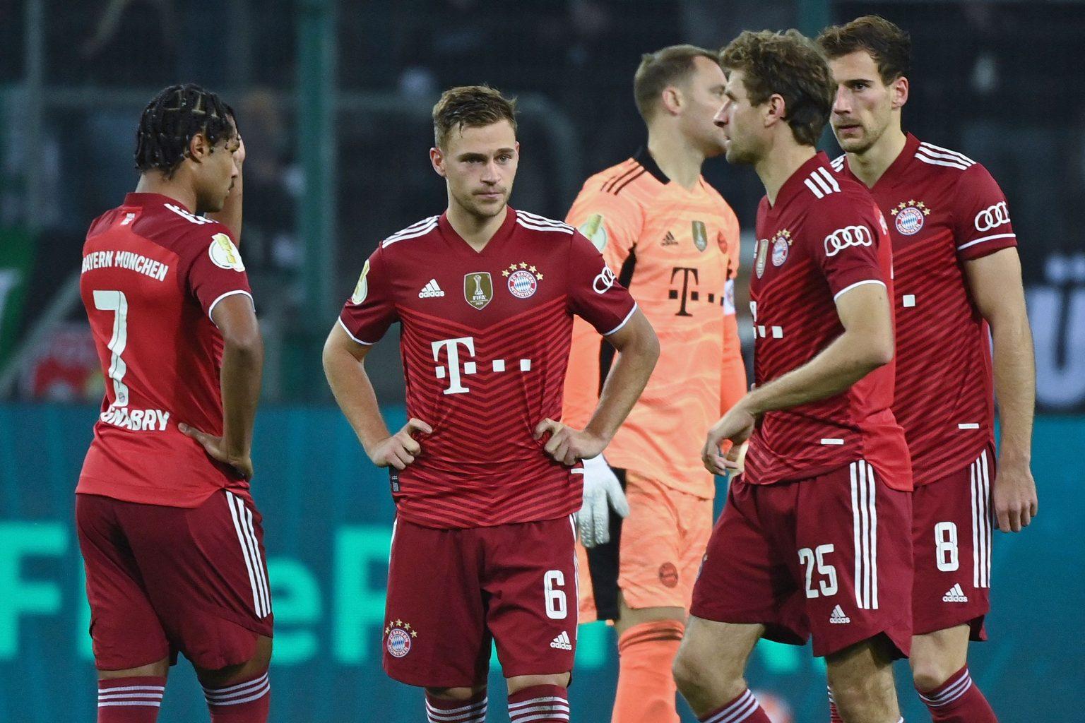 Foto: Rușine istorică pentru Bayern Munchen, învinsă cu 5-0