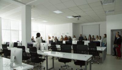 La Chișinău a fost lansat primul centru de suport în afaceri pentru tineri – Youth4Entrepreneurship