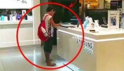 Un băiețel de 10 ani mergea zi de zi într-un magazin de gadget-uri și își nota ceva în caiet. Cazul său a emoționat o lume întreagă!