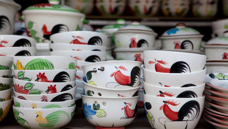 Foto: Criza gazelor afectează industria ceramicii din Europa. Companiile avertizează că sunt pe cale să închidă fabricile