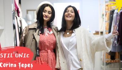 Corina Țepeș: despre critica soțului, hainele oversize și de ce a ars o rochie