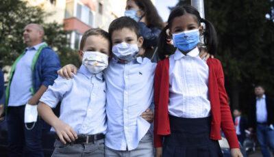 Pfizer solicită aprobarea vaccinului pentru copiii între 5 și 11 ani