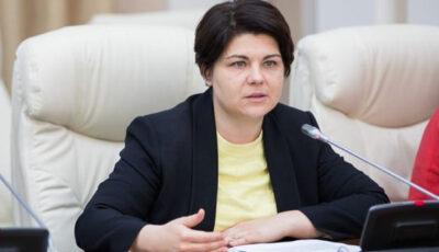 """Natalia Gavrilița: ,,Vrem de la Gazprom un preț corespunzător veniturilor populației"""""""