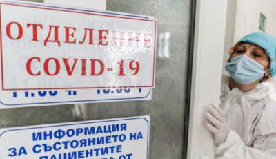 Se moare pe capete din cauza Covid-19, în Bulgaria și Ucraina. Un nou bilanț alarmant