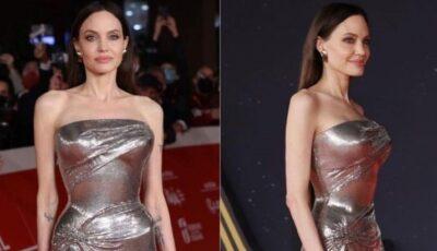 Angelina Jolie, o nouă apariție senzațională alături de fiicele sale, în Italia!