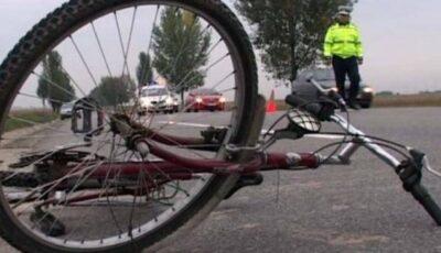 Tragedie la Cahul. Un șofer a lovit mortal un biciclist și a fugit de la locul faptei