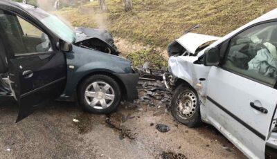 Sinteză tragică de weekend: 24 de accidente rutiere, doi morți și 33 de persoane rănite