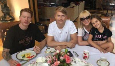 Kristina Orbakaite a oferit detalii exclusive despre cei trei copii ai săi