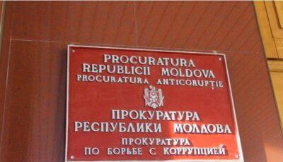 Șeful Procuraturii Anticorupție, înlăturat din funcție
