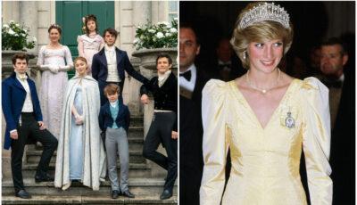Legătura surprinzătoare dintre Prințesa Diana și celebrul serial Bridgerton