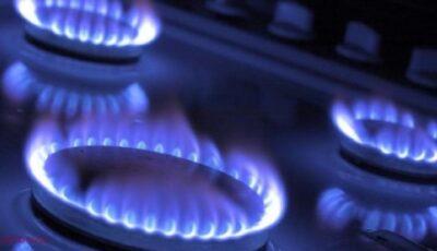 Moldova vrea să mai cumpere 1 milion de metri cubi de gaze naturale
