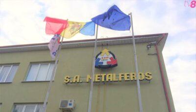 Directorul financiar al S.A. Metalferos și-a dat demisia