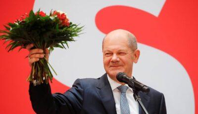 Olaf Scholz va fi viitorul cancelar al Germaniei
