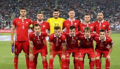 Victorie pentru Naționala de tineret a Moldovei