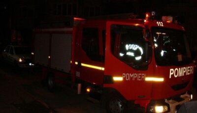 Noapte de coșmar în sectorul Râșcani, după izbucnirea unui incendiu într-un bloc de locuit