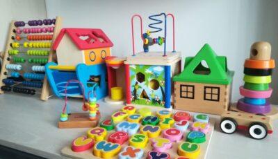 Un tânăr de 16 ani confecționează jucării ecologice pentru copii