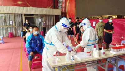 În Beijing, au fost descoperite câteva cazuri de Covid-19