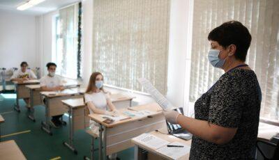 Profesorii din Capitală vor fi testați gratuit pentru Covid-19