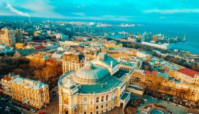Alertă de călătorie la Odesa
