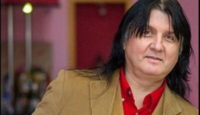 Interpretul de muzică ușoară Ricu Vodă a împlinit 60 de ani
