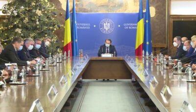 România: Guvernul Cîțu a fost demis