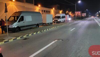 Polițiștii din Suceava au confiscat opt vehicule folosite de pirații rutieri din Republica Moldova