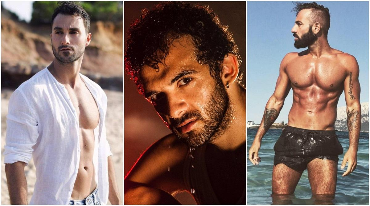 Foto: Trei cunoscuți dansatori italieni au murit în deșertul din Arabia Saudită