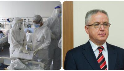 Paturile din spitalele din Chișinău, la limită. La terapie intensivă se eliberează, de obicei, odată cu decesul pacienților