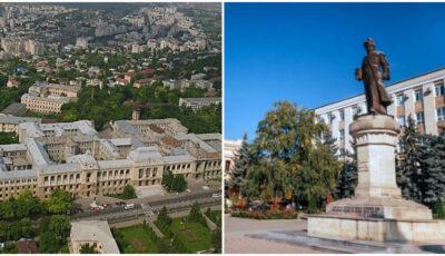 """Universitatea """"Alexandru Ioan Cuza"""" din Iaşi va înființa o extensiune în municipiul Orhei"""