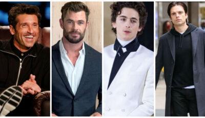 Revista People îi caută pe cei mai sexy bărbați ai anului 2021