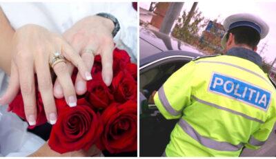 Video! Momentul emoționant în care doi polițiști participă la o cerere în căsătorie