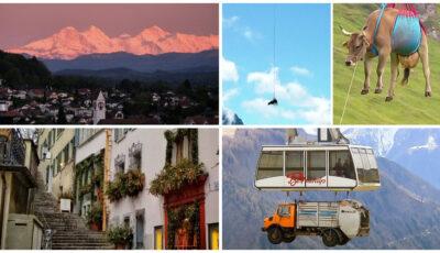 28 de lucruri curioase pe care nu le știai despre Elveția