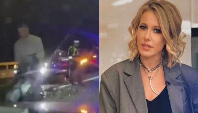 Ksenia Sobceak, implicată într-un grav accident. Două tinere au decedat