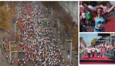 În weekend, se va desfășura Maratonul International Chișinău! Străzile din capitală care vor fi închise