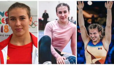 Luptătoarea Irina Rîngaci a primit oferte de a concura pentru altă ţară