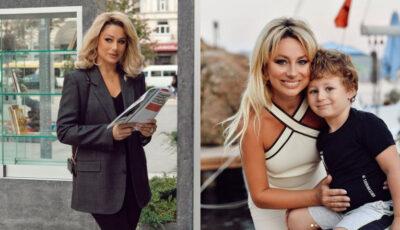 Natalia Gordienko și-a arătat, în premieră, tatăl. Cât de mult seamănă cei doi!