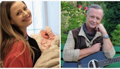 Livica Știrbu-Socolov a devenit mămică pentru prima oară