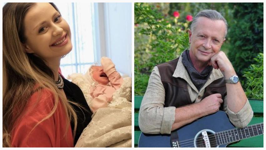 Foto: Livica Știrbu-Socolov a devenit mămică pentru prima oară
