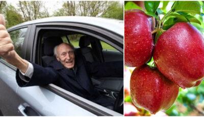 Bărbatul de 108 ani vă sfătuiește să mâncați regulat aceste 5 alimente