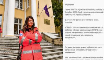 """Medic din Chișinău, care salvează vieți peste Prut: ,,Am fost primiți prietenos, vrem să întoarcem cât mai repede pacienți din terapie intensivă acasă la rudele lor"""""""