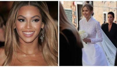 Beyonce a eclipsat mireasa la o nuntă de miliardari la Veneția. Ce ținută și-a ales?