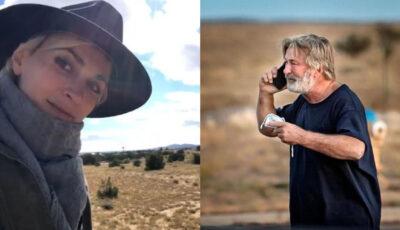 Primele imagini cu Alec Baldwin după ce a împușcat-o mortal pe directoarea de imagine, pe platoul de filmare. Cum s-a produs tragedia