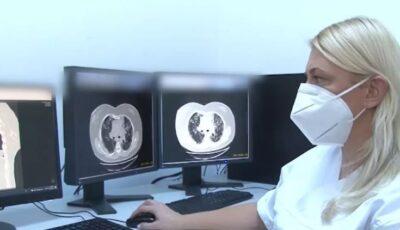 Medic: peste 95% dintre persoanele vaccinate care se infectează nu au plămânii afectați