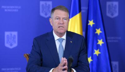 Preşedintele României a solicitat sprijinirea Republicii Moldova pentru asigurarea alimentării cu gaze naturale și energie electrică