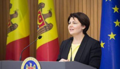 O delegație a Guvernului, împreună cu Natalia Gavrilița, pleacă la Bruxelles. Va participa la reuniunea Consiliului de asociere Republica Moldova – Uniunea Europeană