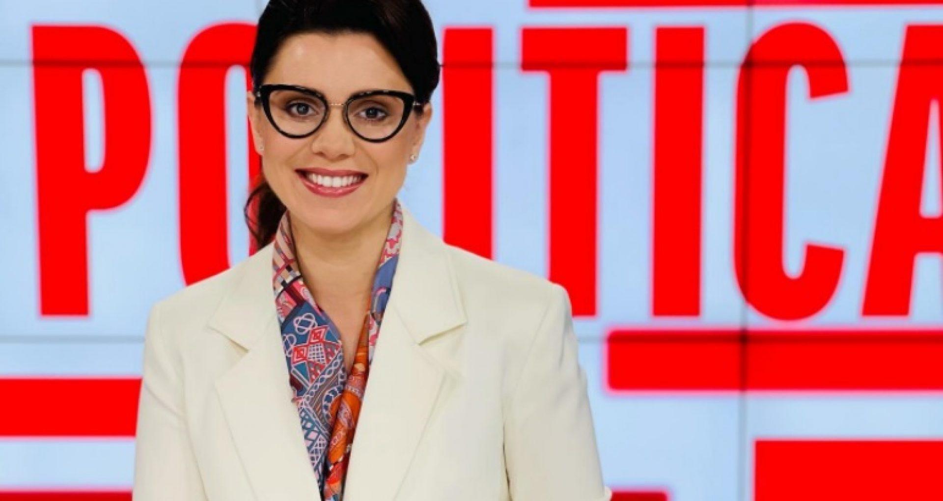 Foto: Natalia Morari a dat în judecată postul de televiziune TV8