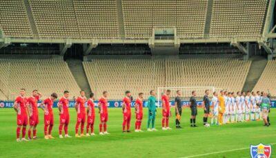 Meciul Moldova – Danemarca va avea loc sâmbătă, pe stadionul Zimbru